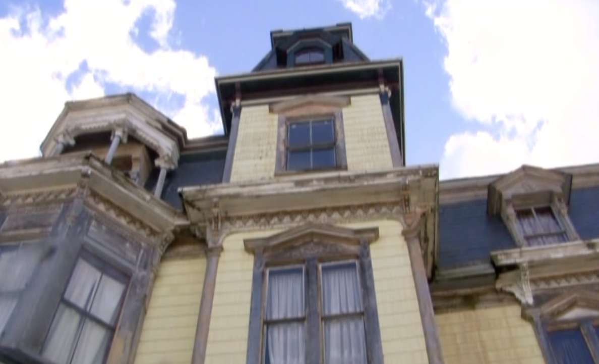 Also, Haunted Victorian Mansion Tour, A Mini Doc On The S.K. Pierce Mansion  In Gardner, MA, Featuring Interesting Facts About The Architectural  Restoration ...