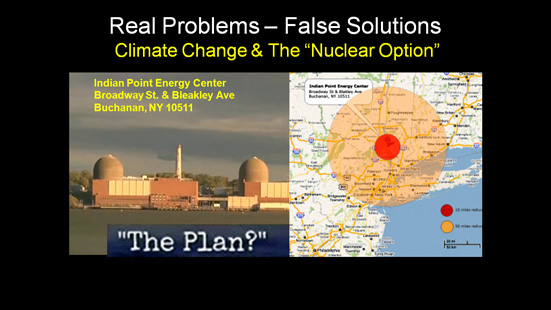 Real Problems False Solutions Climate Change Amp The