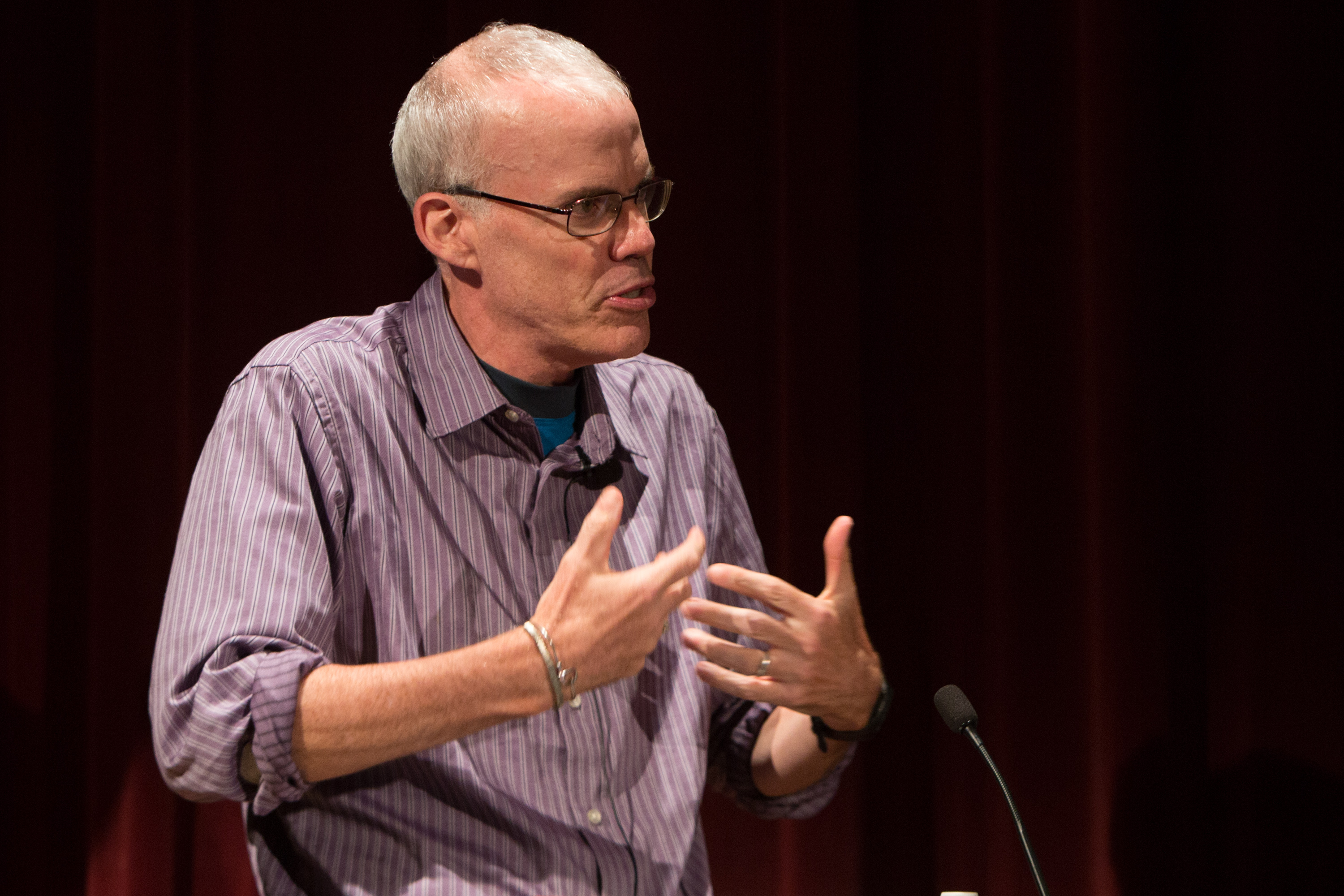 bill mckibben worried us essay In maybe one, bill mckibben argues that the earth is becoming dangerously overcrowded, and that if more of us chose to have only one in one essay, the.