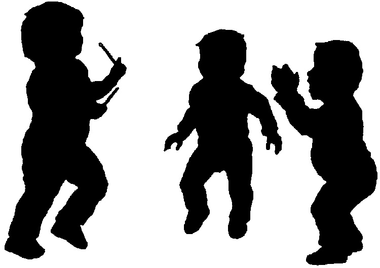 Family Playing Together Clipart Family Music, for chil...