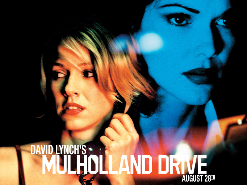 Laura harring naomi watts in mulholland dr 2 - 3 part 4