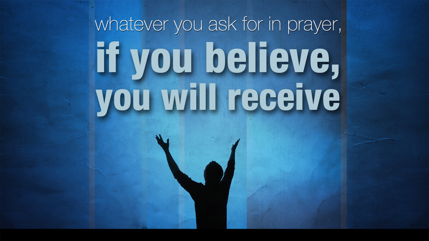 ENORMOUS POWER OF PRAYER: IN PRIVATE LIFE OR PUBLIC