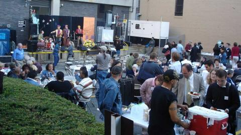 CCTV's 9th Backyard BBQ-- It Wouldn't Have Been a Party Without You!