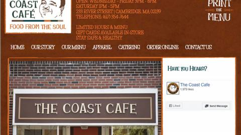 The Coast Cafe
